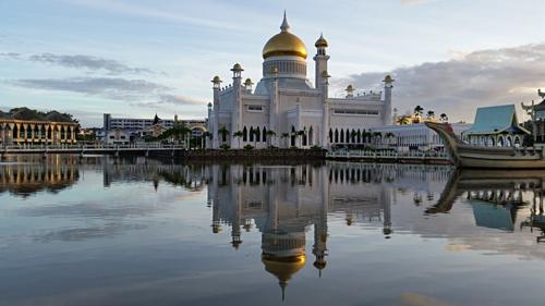 Lý do cả vương quốc Brunei chỉ có khoảng 50 chiếc taxi - Ảnh 2.