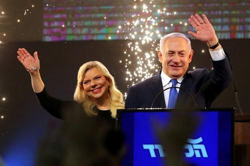 Thủ tướng Israel tái đắc cử - Ảnh 1.