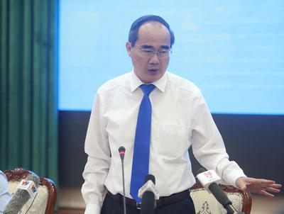 Bí thư Nguyễn Thiện Nhân yêu cầu vẽ lại quy trình triển khai dự án bất động sản