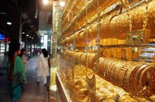 Nỗi ám ảnh vàng của nhà giàu châu Á - Ảnh 2.