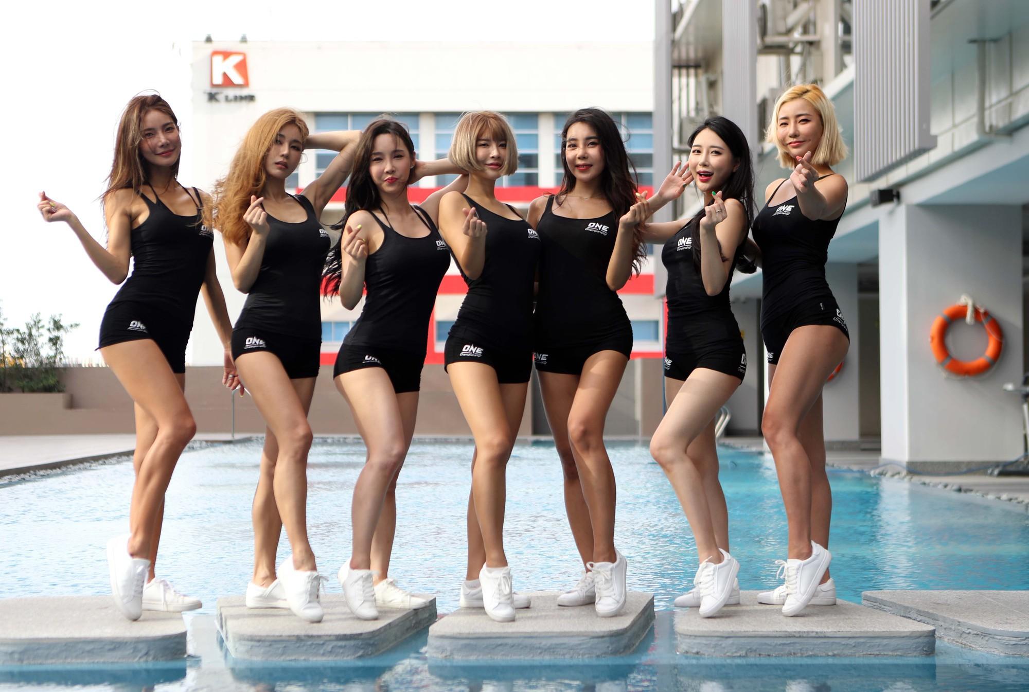 eMagazine: Nóng bỏng dàn Ring Girl tại sự kiện võ thuật lớn nhất châu Á - Ảnh 7.