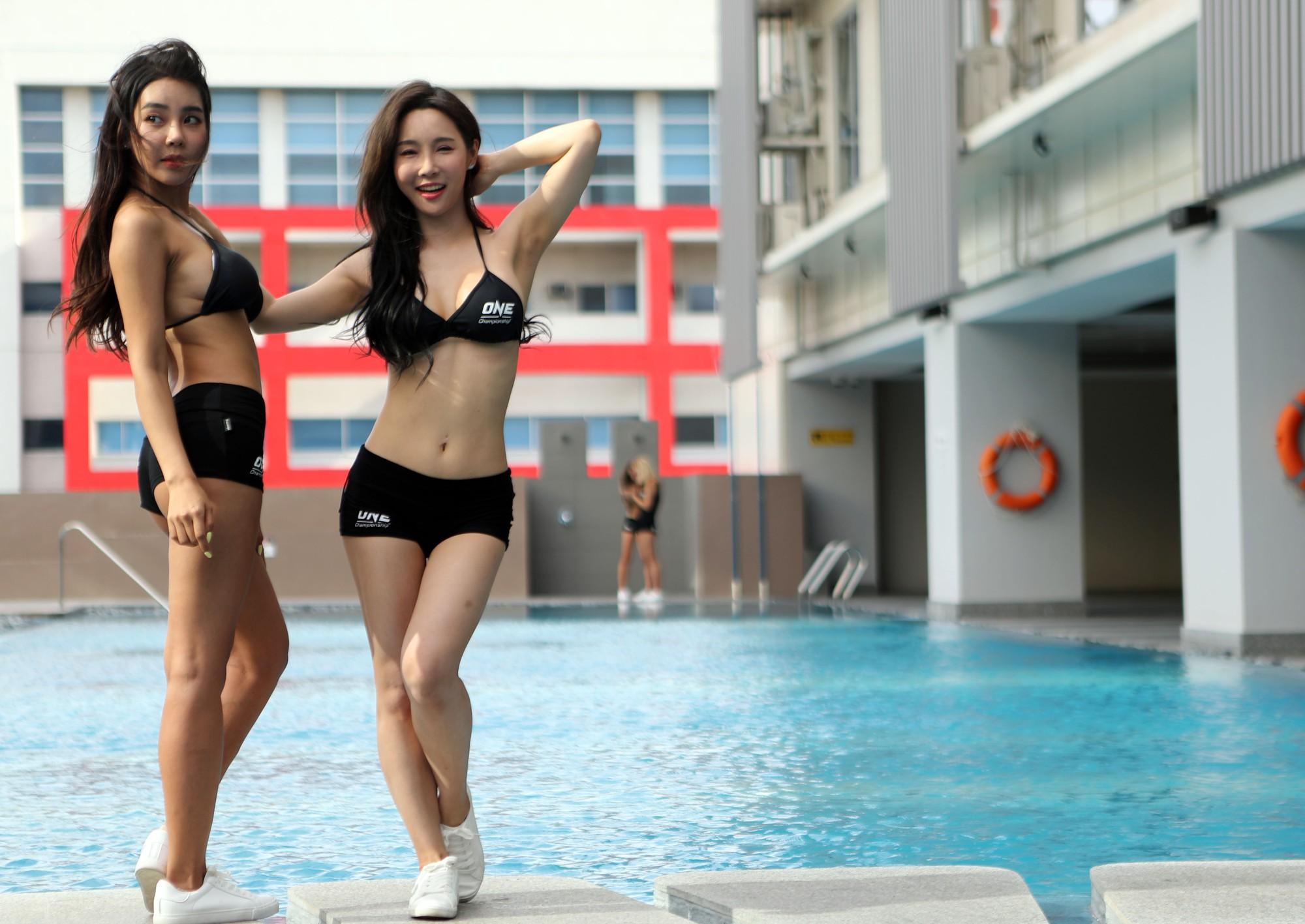 eMagazine: Nóng bỏng dàn Ring Girl tại sự kiện võ thuật lớn nhất châu Á - Ảnh 4.