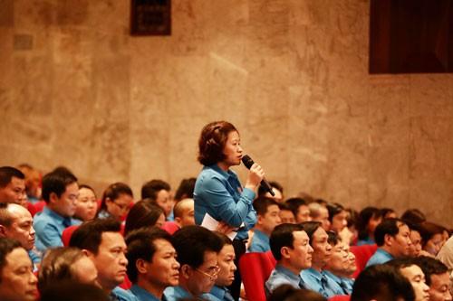 Chủ tịch UBND TP Hà Nội sẽ đối thoại với công nhân - Ảnh 1.
