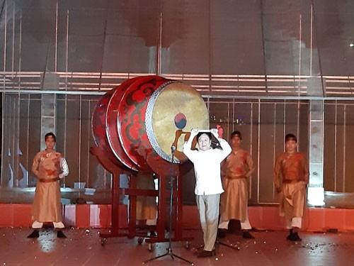 Festival Nghệ thuật dân gian Việt Nam tại TP HCM - Ảnh 1.