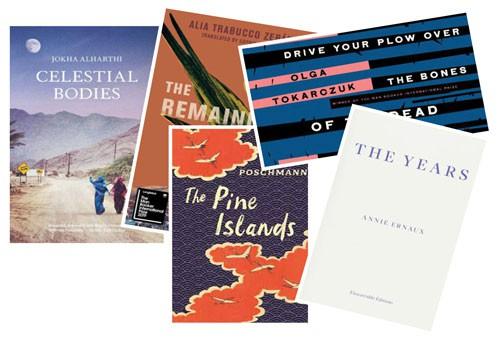 Man Booker International 2019: Nhà văn nữ thống trị - Ảnh 1.