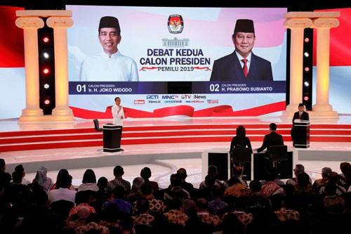 Bầu cử Indonesia gay cấn như 5 năm trước - Ảnh 1.