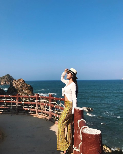Đến Quy Nhơn, nạp vitamin sea cho ngày hè nóng nực - Ảnh 1.