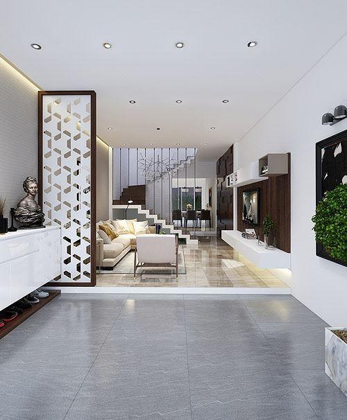 Mẫu nhà phố 3 tầng đẹp như mơ với chi phí 1,2 tỉ đồng - Ảnh 1.