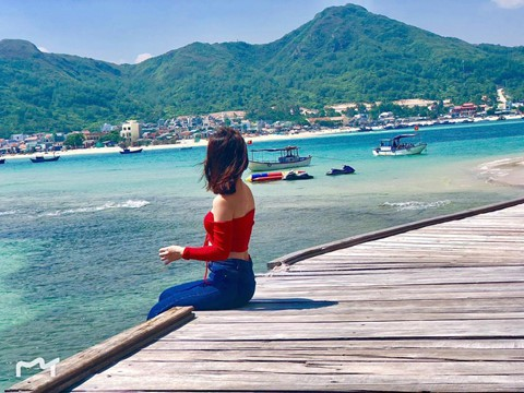 Đến Quy Nhơn, nạp vitamin sea cho ngày hè nóng nực - Ảnh 12.