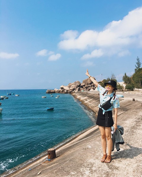 Đến Quy Nhơn, nạp vitamin sea cho ngày hè nóng nực - Ảnh 16.