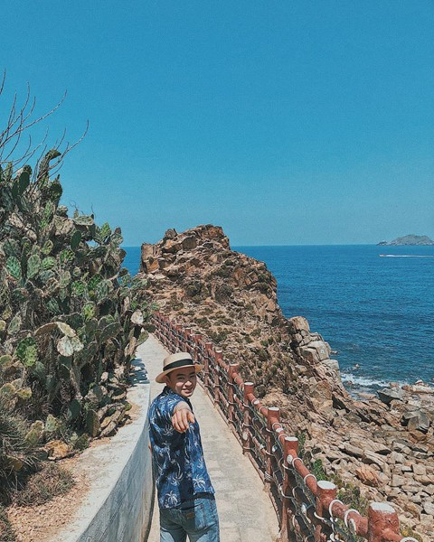Đến Quy Nhơn, nạp vitamin sea cho ngày hè nóng nực - Ảnh 5.