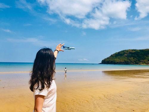 Đặt vé máy bay  giá rẻ đi Côn Đảo