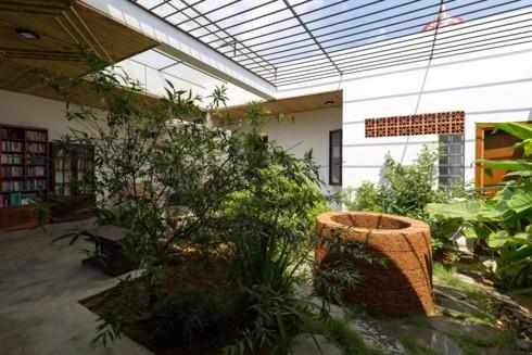 Góc yên bình trong ngôi nhà ở ngoại ô Hà Nội - Ảnh 15.