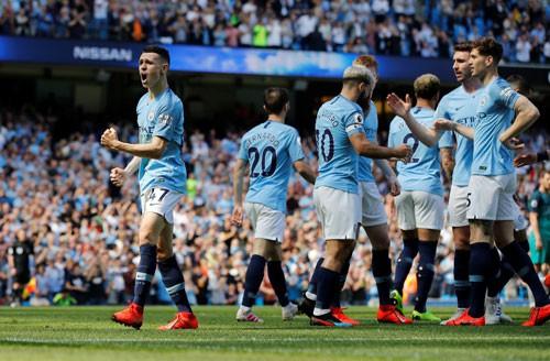 Điểm 3 và ngôi số 1 cho Man City - Ảnh 1.