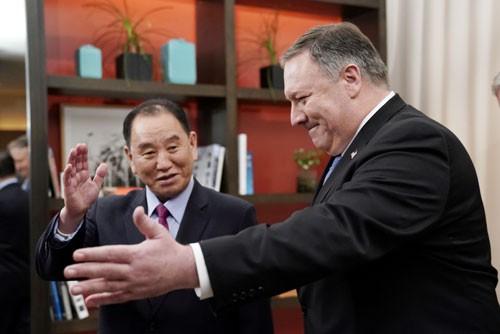 Mỹ - Triều Tiên không ai nhường ai - ảnh 1