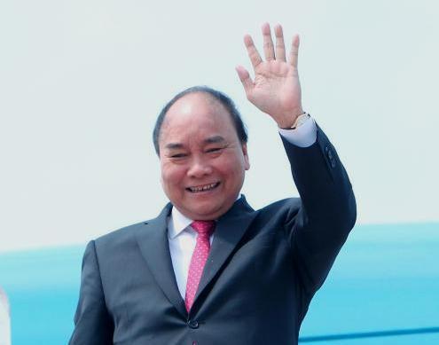Thủ tướng dự Diễn đàn cấp cao hợp tác Vành đai và Con đường - Ảnh 1.