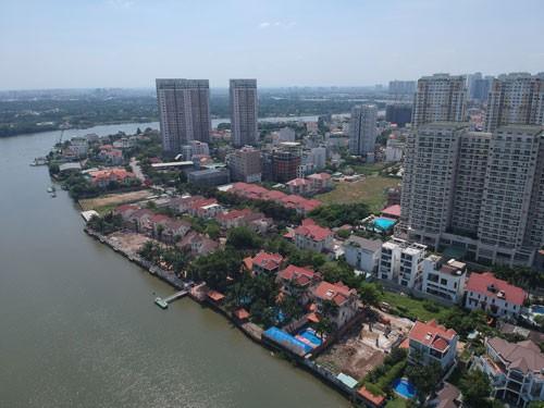 [ĐIỀU TRA] Rắp tâm lấn chiếm bờ sông Sài Gòn: Dùng thỏa thuận để lách - Ảnh 1.
