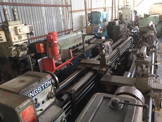 Cấm cửa máy móc cũ trên 10 năm tuổi nhập khẩu vào Việt Nam - Ảnh 1.