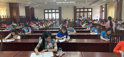 TP HCM: 150 giáo viên tham dự hội thi Người ươm mầm - Ảnh 1.