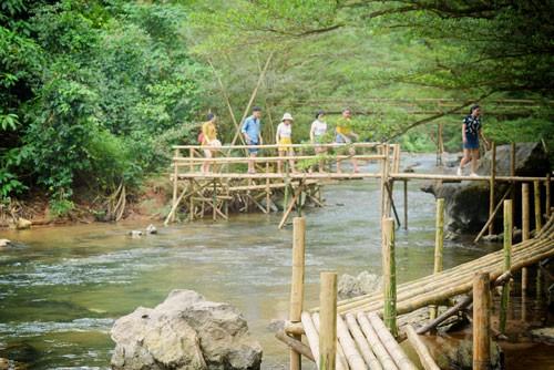 Tiên cảnh giữa núi rừng Phong Nha - Ảnh 2.