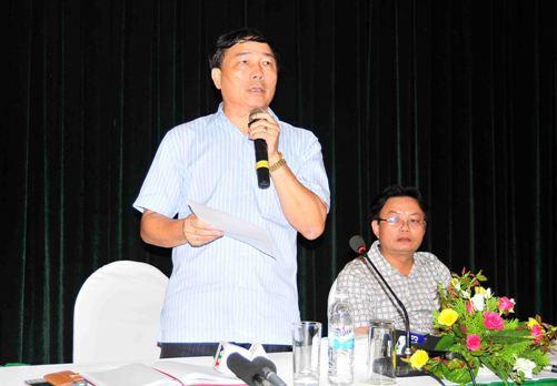 Bầu Đệ bất ngờ trở lại làm chủ tịch CLB Thanh Hóa - Ảnh 1.