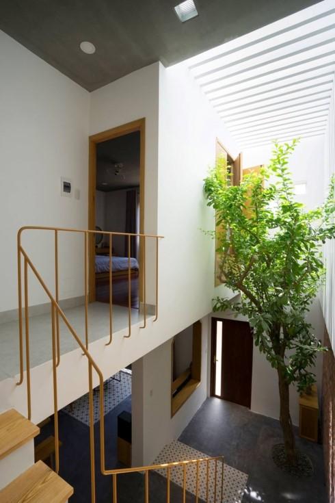 Ngôi nhà mang phong cách nhiệt đới giữa lòng Đà Nẵng - Ảnh 4.