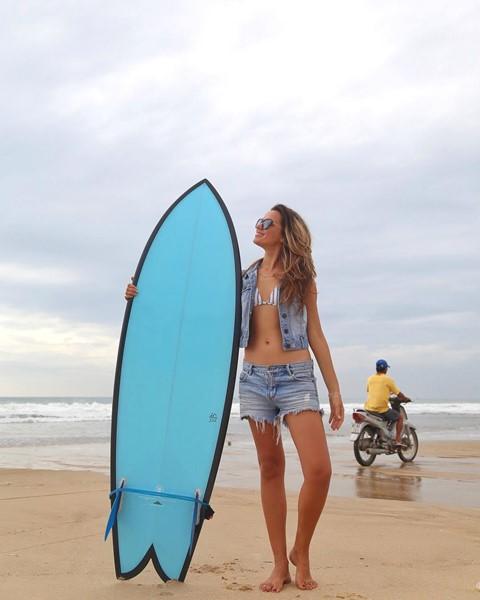 Nắng nóng, rủ nhau đi giải nhiệt tại các bãi biển đẹp phía Nam - Ảnh 8.