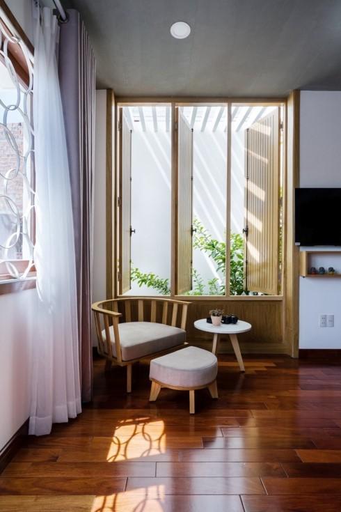 Ngôi nhà mang phong cách nhiệt đới giữa lòng Đà Nẵng - Ảnh 9.
