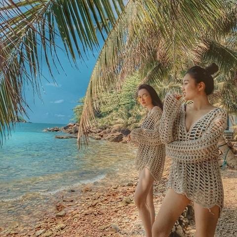 Nắng nóng, rủ nhau đi giải nhiệt tại các bãi biển đẹp phía Nam - Ảnh 9.