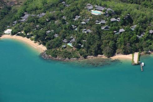 Bên trong khu nghỉ mát tuyệt đẹp giữa rừng nhiệt đới - Ảnh 1.