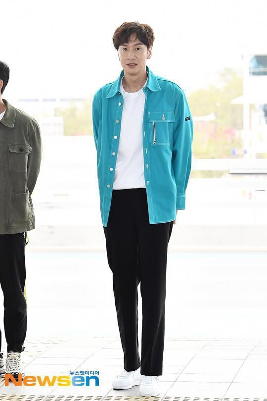 Hươu cao cổ Lee Kwang Soo rạng rỡ tại TP HCM - Ảnh 6.