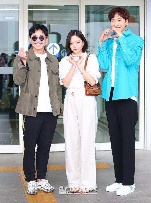 Hươu cao cổ Lee Kwang Soo rạng rỡ tại TP HCM - Ảnh 7.