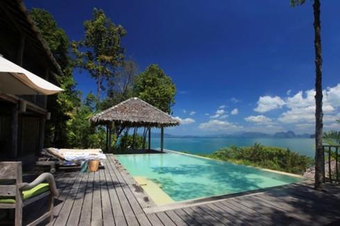 Bên trong khu nghỉ mát tuyệt đẹp giữa rừng nhiệt đới - Ảnh 3.