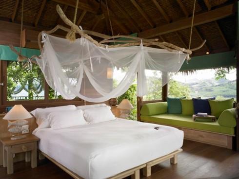 Bên trong khu nghỉ mát tuyệt đẹp giữa rừng nhiệt đới - Ảnh 7.