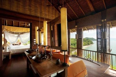 Bên trong khu nghỉ mát tuyệt đẹp giữa rừng nhiệt đới - Ảnh 8.