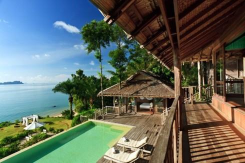 Bên trong khu nghỉ mát tuyệt đẹp giữa rừng nhiệt đới - Ảnh 9.