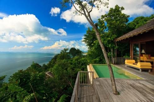 Bên trong khu nghỉ mát tuyệt đẹp giữa rừng nhiệt đới - Ảnh 4.