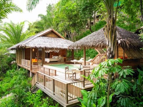 Bên trong khu nghỉ mát tuyệt đẹp giữa rừng nhiệt đới - Ảnh 6.