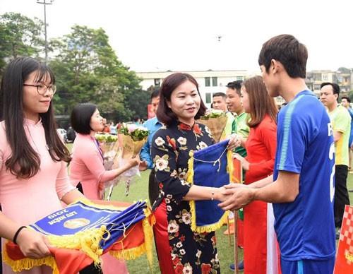 27 đội tranh Cúp bóng đá Báo Lao động Thủ đô lần thứ V - Ảnh 1.
