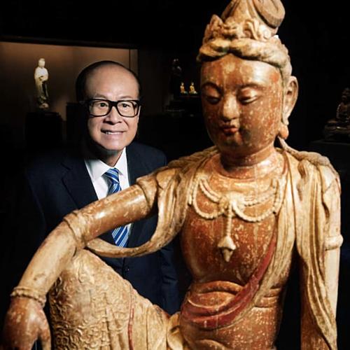 Người giàu nhất Hong Kong mở bảo tàng triệu đô miễn phí vào cửa - Ảnh 2.