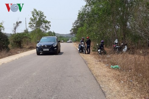 Ngăn chặn lừa đảo làm sốt đất ảo quanh dự án Sân bay Phan Thiết - Ảnh 2.
