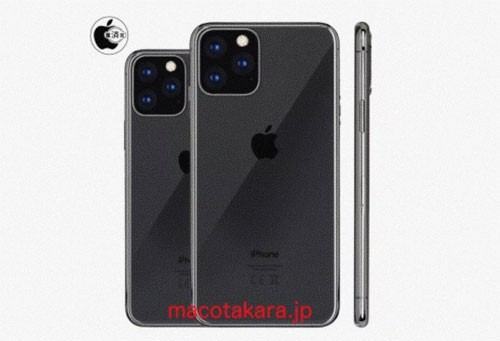iPhone 2019 sẽ có tới 5 phiên bản  - Ảnh 1.