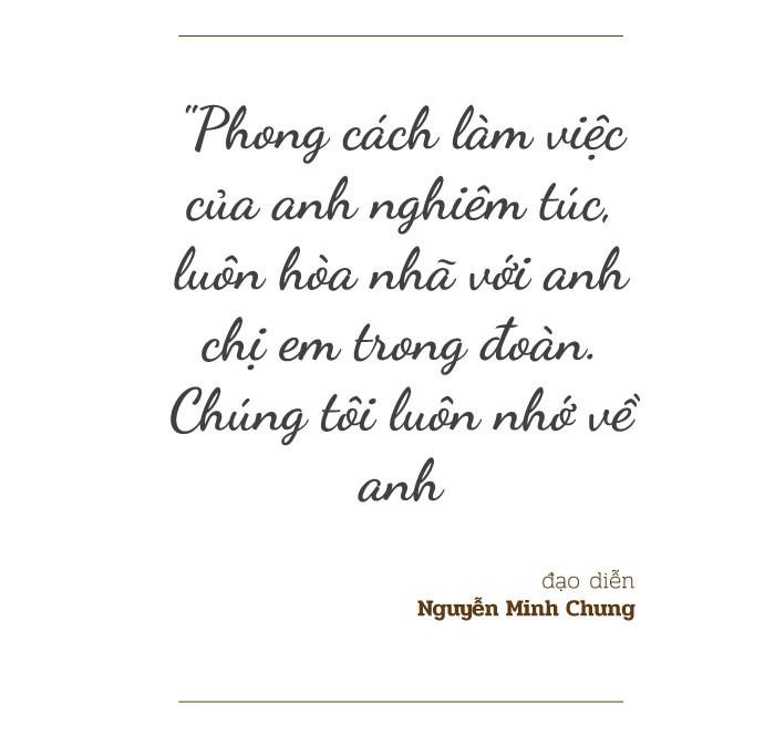 [eMagazine] Đồng nghiệp xót xa nói lời vĩnh biệt nghệ sĩ Lê Bình - Ảnh 3.