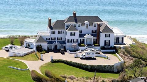 8 ngôi nhà siêu sang của nữ danh ca Taylor Swift - Ảnh 4.