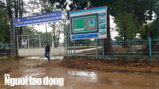 Cơ quan chức năng Kon Tum nói gì về vụ đua nhau xẻ thịt công viên? - Ảnh 3.