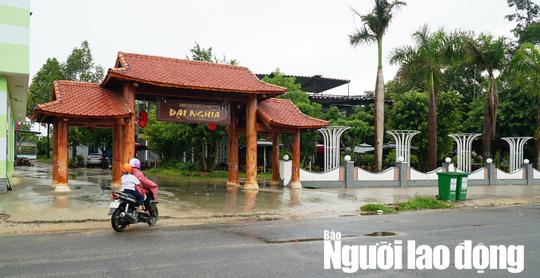Vụ xẻ thịt công viên ở Kon Tum: Sở cấp, sở kiểm tra - Ảnh 3.