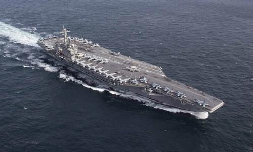 """Iran: Một quả tên lửa cũng khiến đội tàu Mỹ """"banh xác"""" - Ảnh 1."""