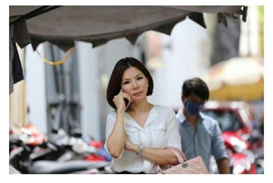 Bac si Tran Hoa Sen vo can trong vu ong Chiem Quoc Thai bi chem