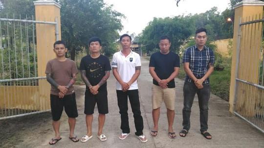 Vu pha duong day danh bac 600 ti dong De nghi truy to 41 bi can