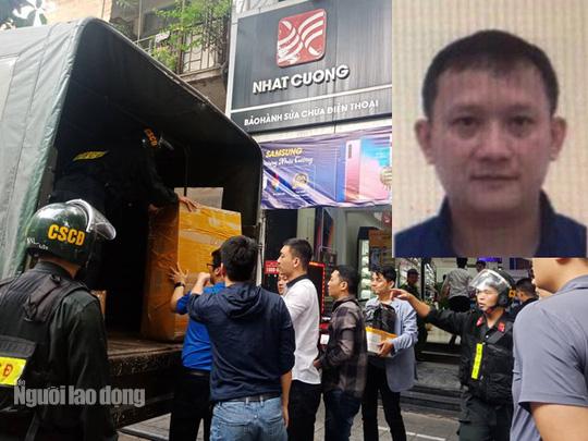Ong chu Nhat Cuong Bui Quang Huy bi khoi to them toi danh